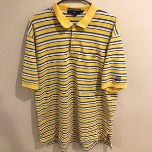 Polo Sport Yellow Polo